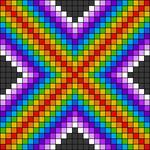 Alpha pattern #68282