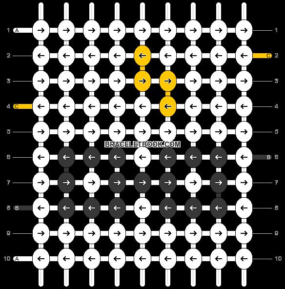 Alpha pattern #68288 pattern