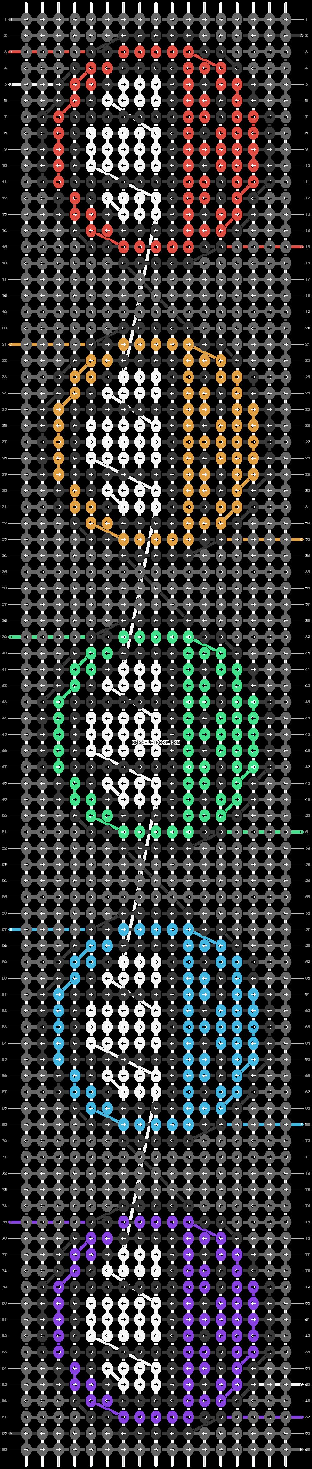 Alpha pattern #68292 pattern