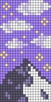 Alpha pattern #68294