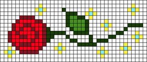 Alpha pattern #68351