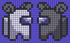 Alpha pattern #68353