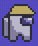 Alpha pattern #68355