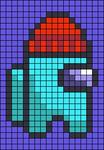 Alpha pattern #68356