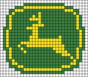 Alpha pattern #68358