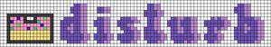 Alpha pattern #68361