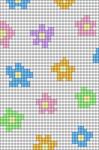Alpha pattern #68364