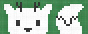 Alpha pattern #68365
