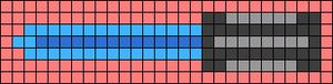Alpha pattern #68378