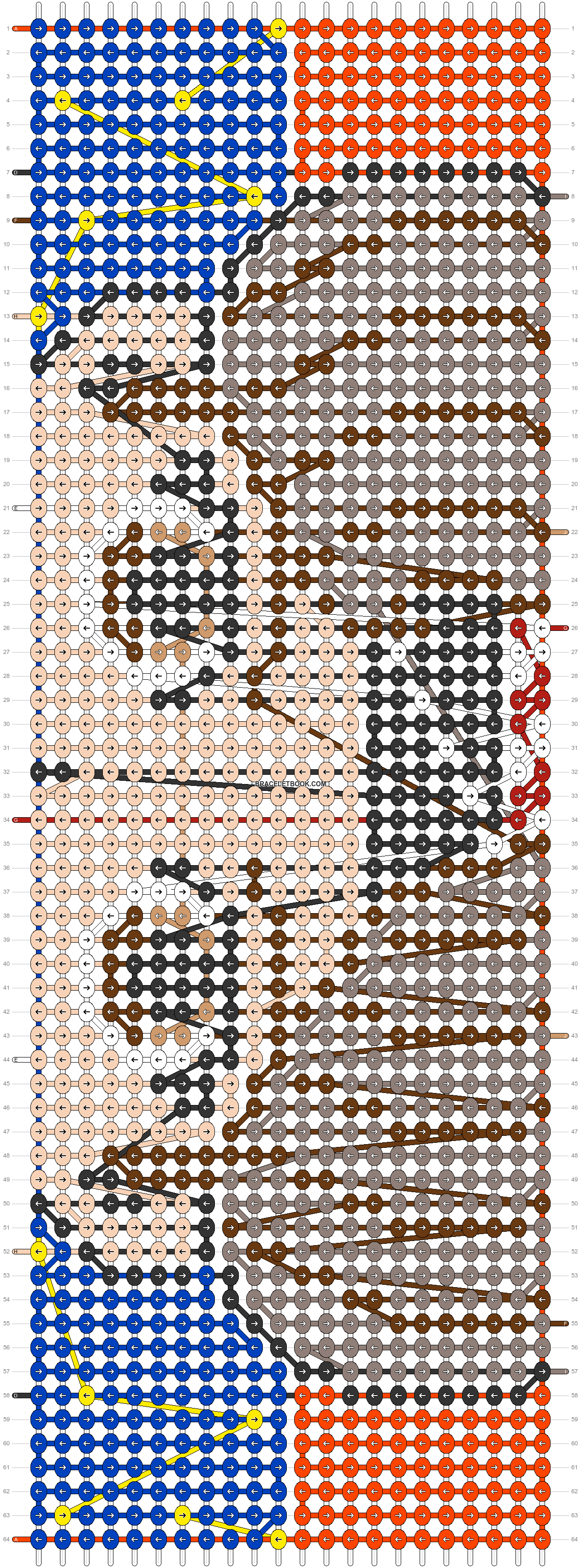 Alpha pattern #68380 pattern