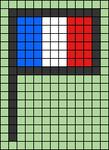 Alpha pattern #68384