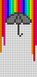 Alpha pattern #68400