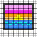Alpha pattern #68413