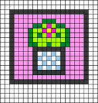 Alpha pattern #68415