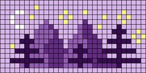 Alpha pattern #68437