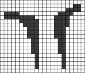 Alpha pattern #68441