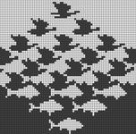 Alpha pattern #68445
