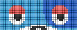 Alpha pattern #68448