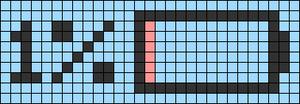 Alpha pattern #68451