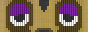 Alpha pattern #68459