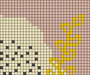 Alpha pattern #68463