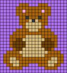Alpha pattern #68470