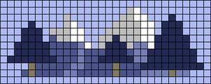 Alpha pattern #68490