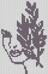Alpha pattern #68498