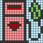 Alpha pattern #68514
