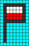 Alpha pattern #68515