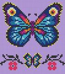 Alpha pattern #68516