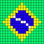 Alpha pattern #68517