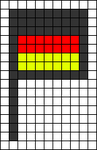Alpha pattern #68521