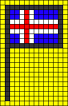 Alpha pattern #68522