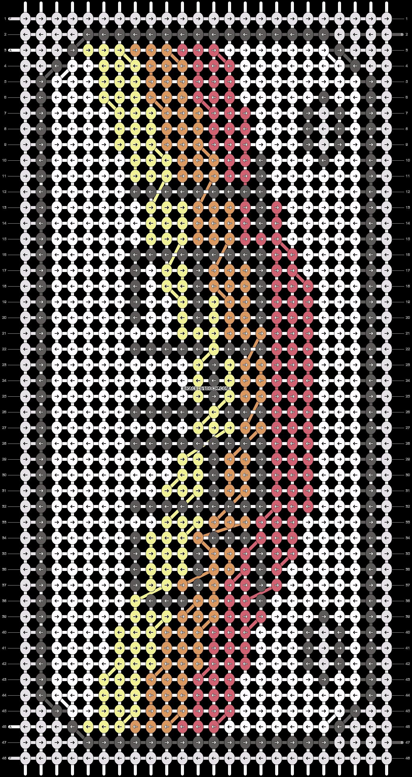 Alpha pattern #68533 pattern