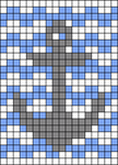 Alpha pattern #68534