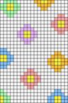 Alpha pattern #68541