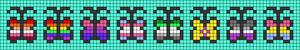 Alpha pattern #68543