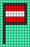 Alpha pattern #68552
