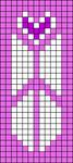 Alpha pattern #68556