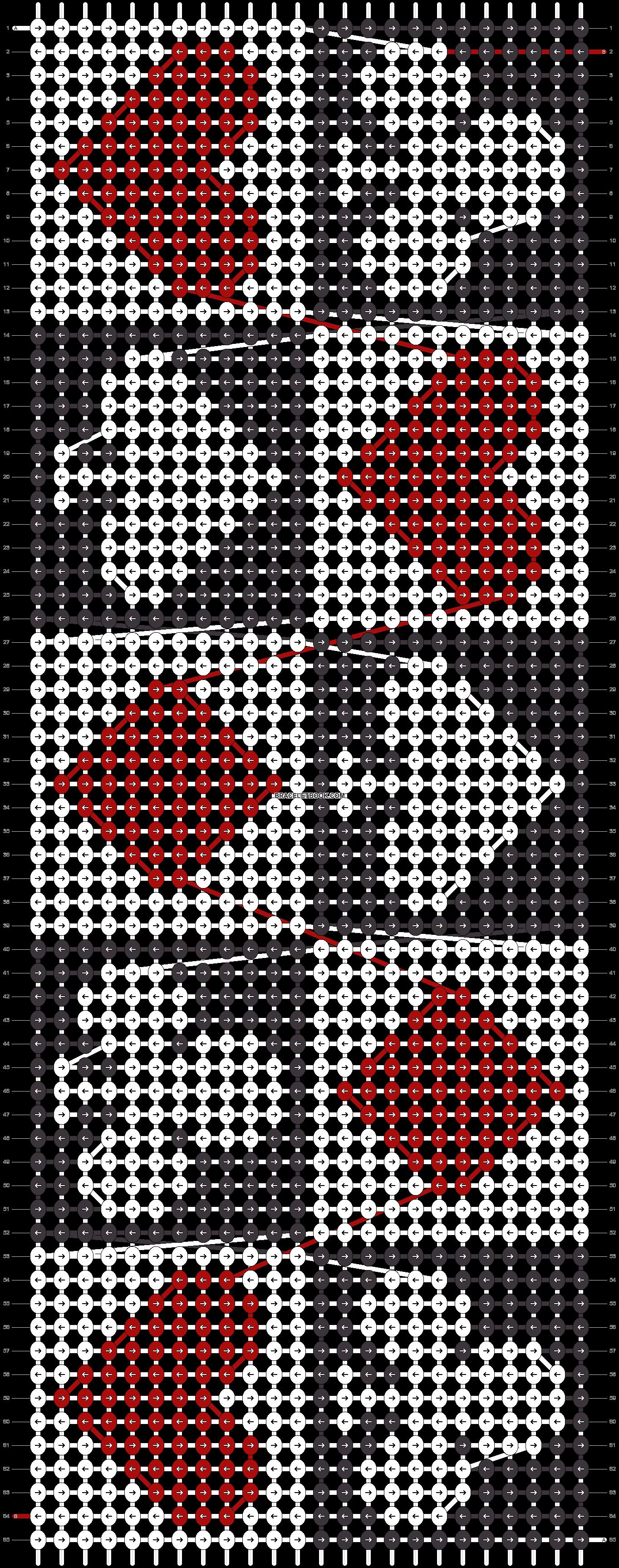Alpha pattern #68562 pattern
