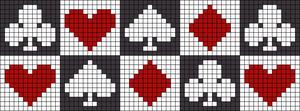 Alpha pattern #68562