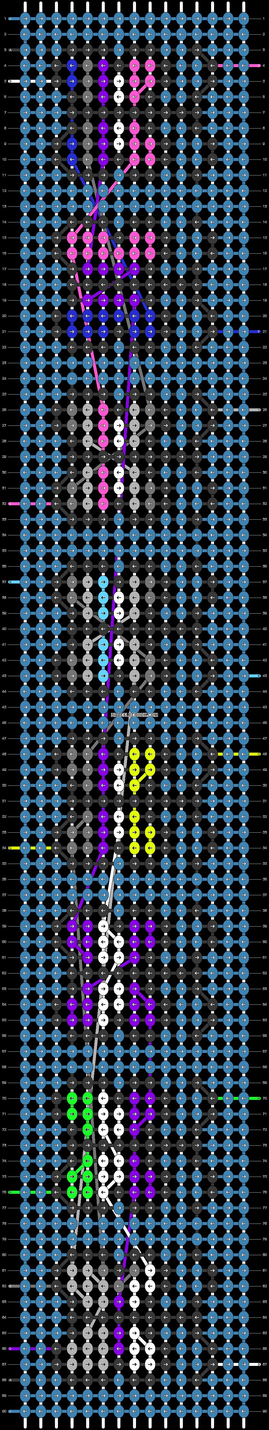 Alpha pattern #68576 pattern