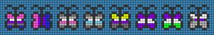 Alpha pattern #68576