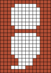 Alpha pattern #68587