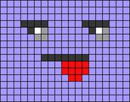 Alpha pattern #68599