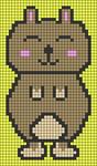 Alpha pattern #68601