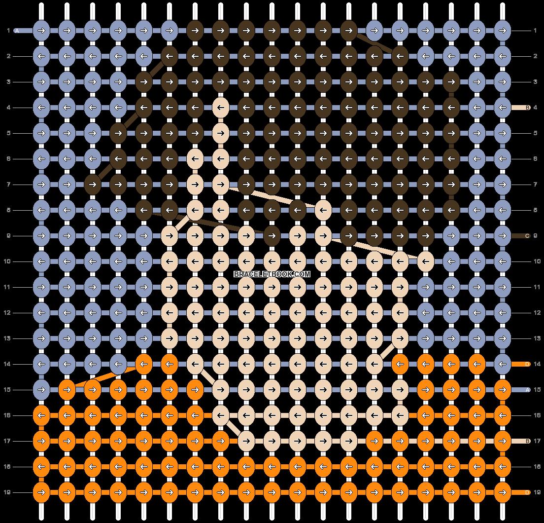 Alpha pattern #68618 pattern