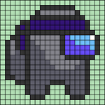 Alpha pattern #68632
