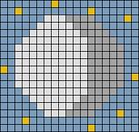 Alpha pattern #68633
